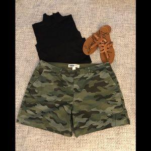 Old Navy Camo Everyday Shorts